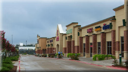 Ardmore Commons Shopping Center